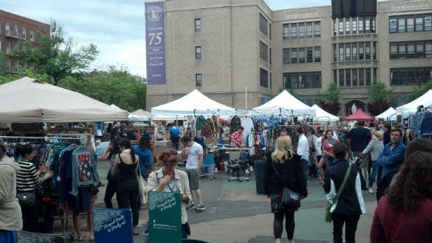 Review Of Brooklyn Flea Market For Men Into Fashion
