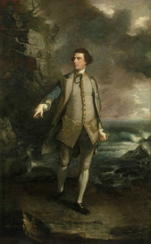 Portrait Of Man In Old Waistcoat