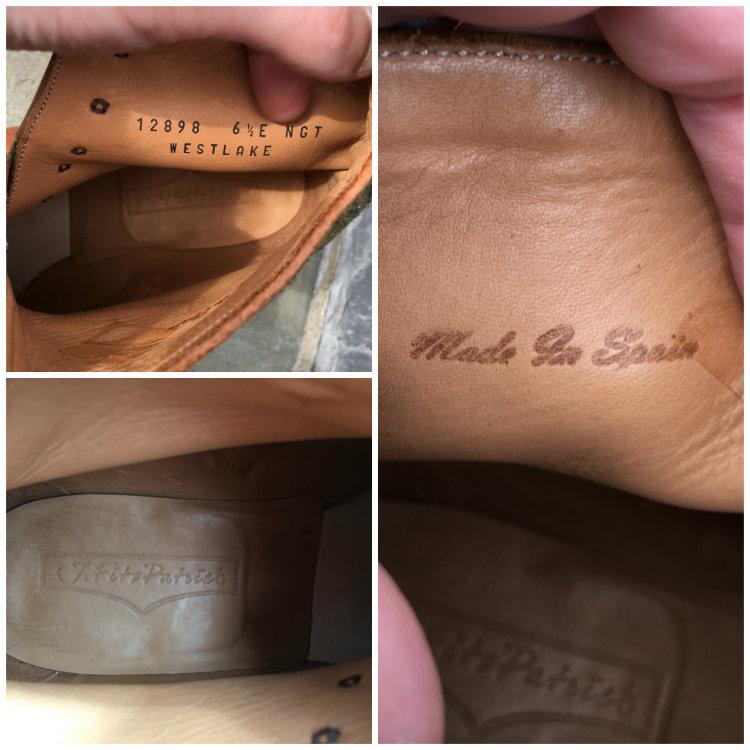 J Fitz Inside Boots