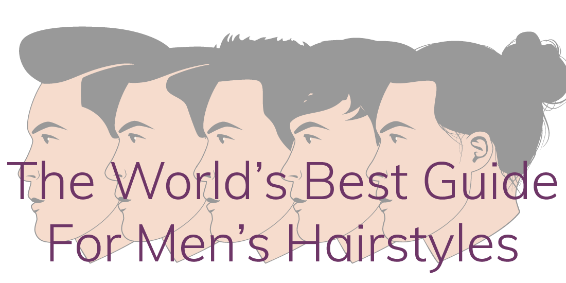 Bespoke Unit's World Best Guide on Men's Hairstyles