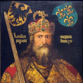Charlemagne Beard by Durer