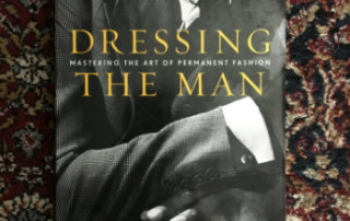 Cover Of Dressing The Man