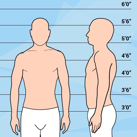 Irregular Body Type Graphic