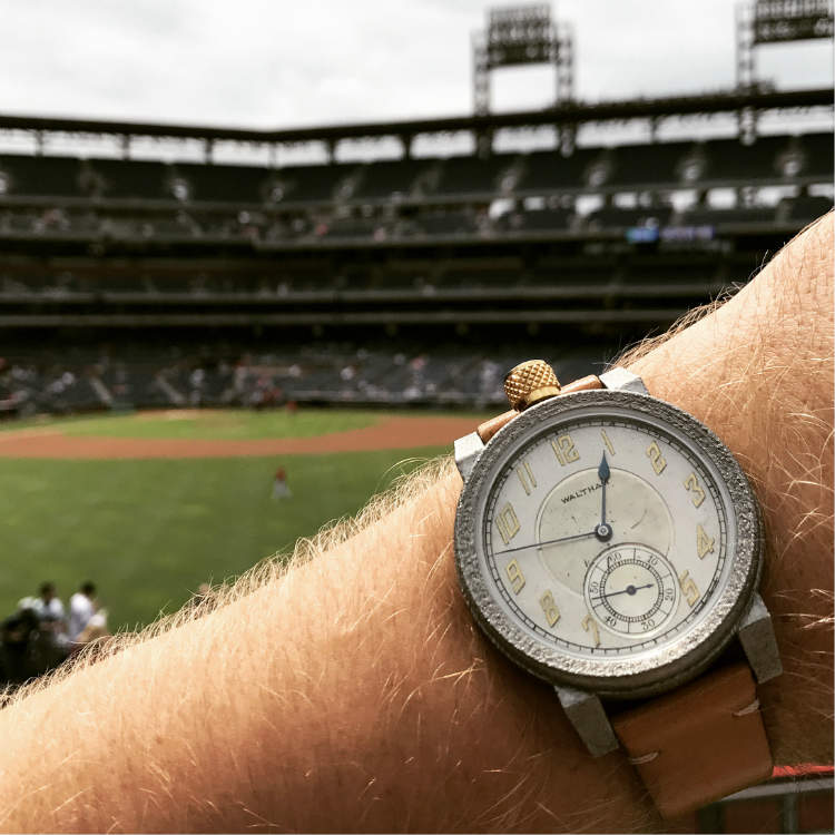 "Vortic Watch Co. – Review Of The American Artisan Series ""The Boston"" Model, History On Your Wrist"