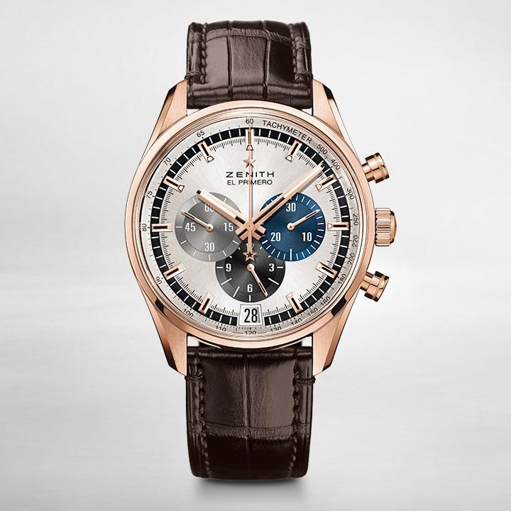 Zenith El Primero 36000 VPH Luxury Watch