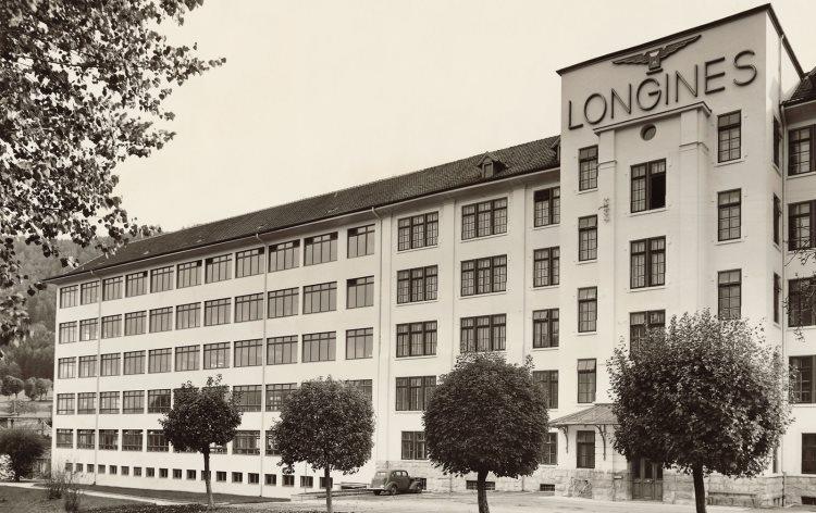 1950s Era Longines Factory