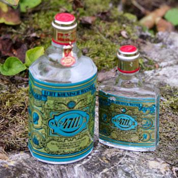Maurer & Wirtz 4711 Bottles Oak Stump