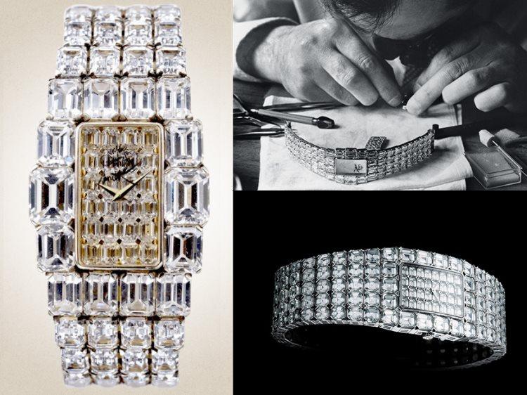 Vacheron Constantin Kallista And Kallania Jewelry Watches
