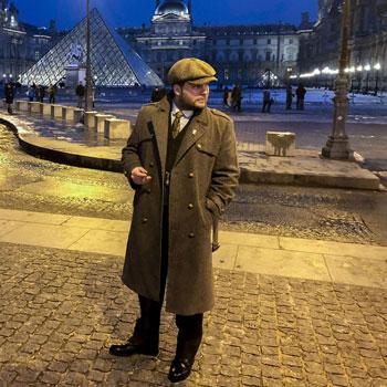 Allen Edmonds Dalton Wingtip Brogue Boots Formal Louvre