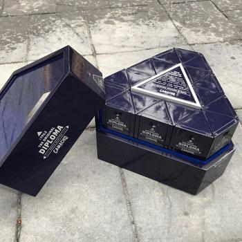 Camacho Diploma Special Selection Cigar Box