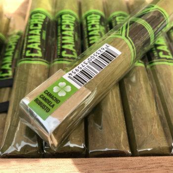 Camacho Candela Robusto Cigar Label